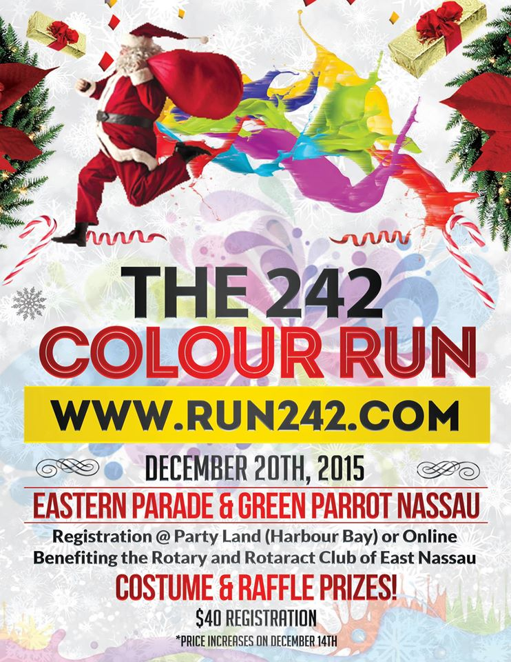242 Colour Run