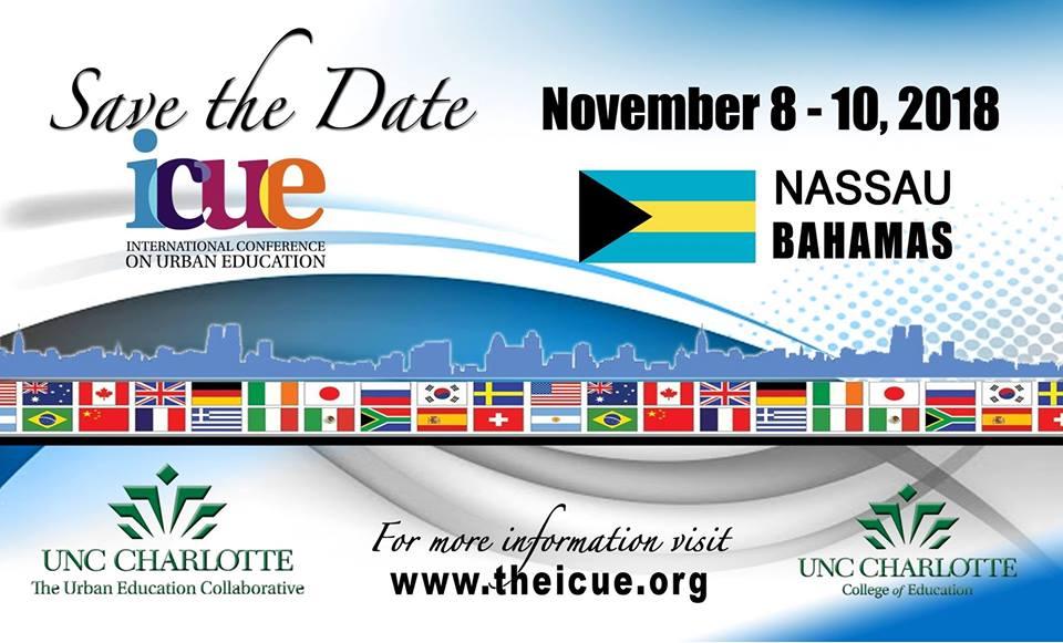 International Conference on Urban Education 2018