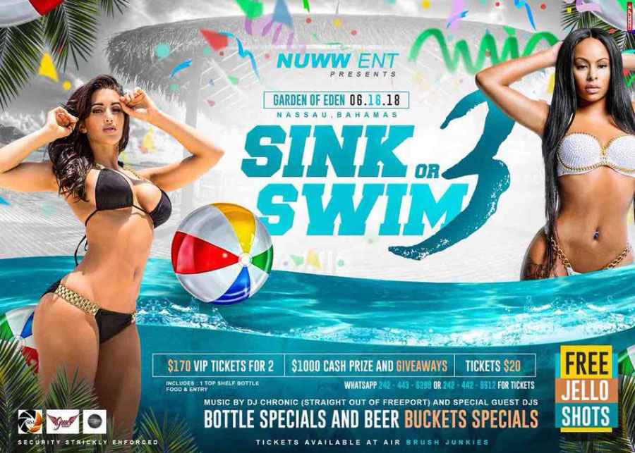Sink Or Swim 3 Presented By Nuww Ent