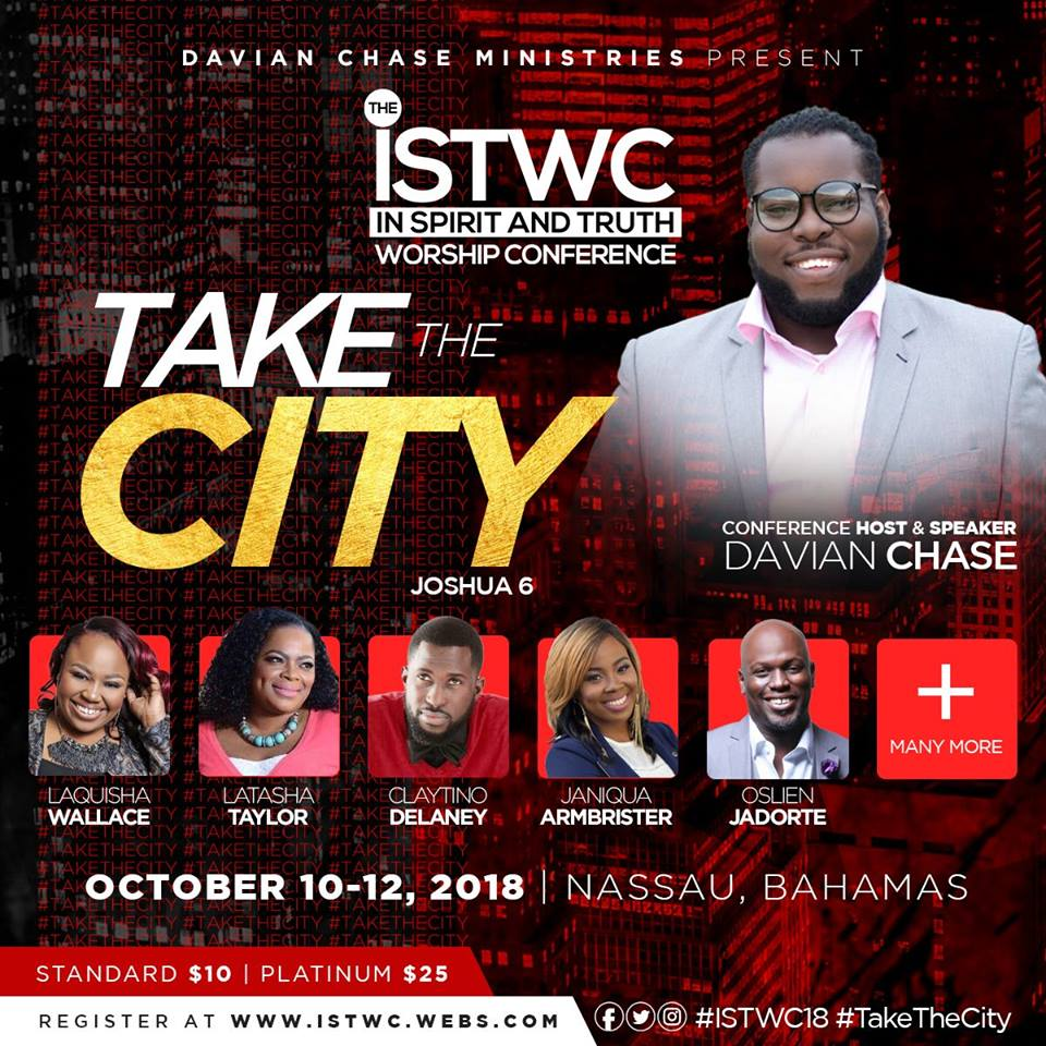 The In Spirit & Truth Worship Conference