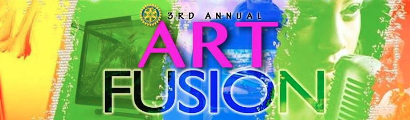 3rd Annual Art Fusion Hosted by Rotary Club of Sunset Grand Bahama