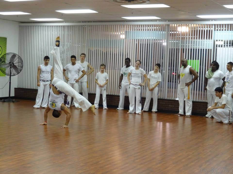 Intro to Capoeira Hosted by Grupo Capoeira Bahamas
