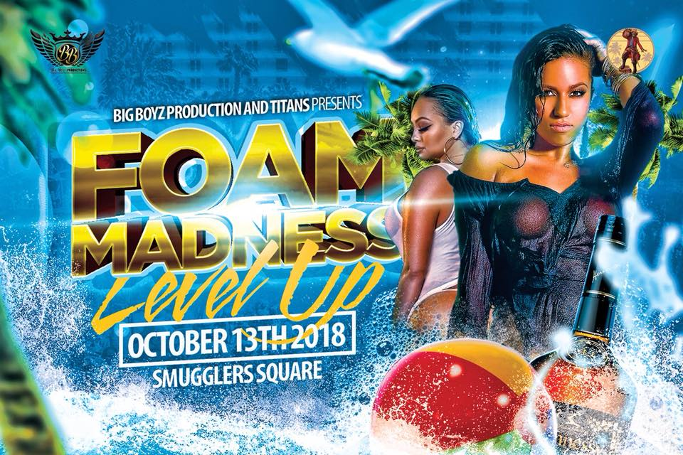 Foam Madness: Level Up Hosted by BBP Management