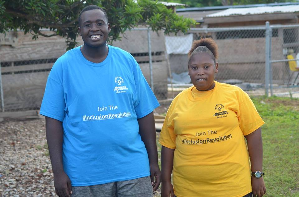 T Shirt Day Hosted by Special Olympics Bahamas
