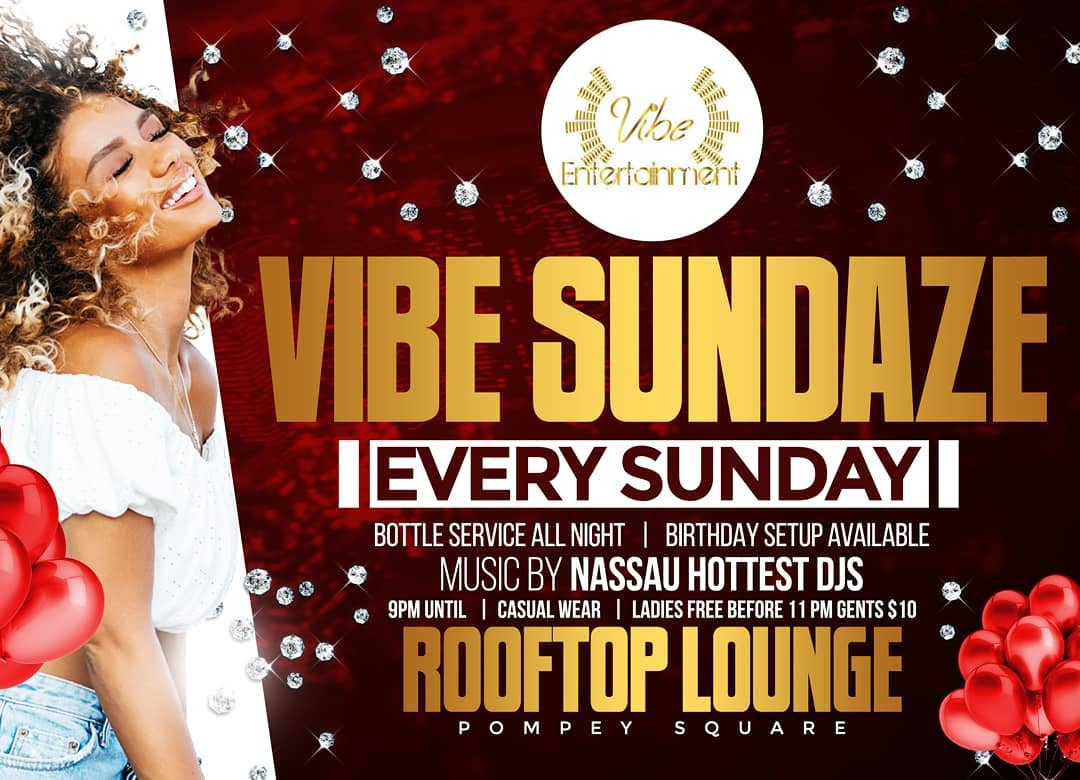 Vibe Sundaze at Rooftop Lounge