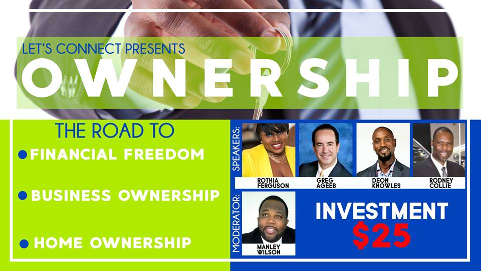 Ownership Empowerment Seminar Hosted by Let's Connect