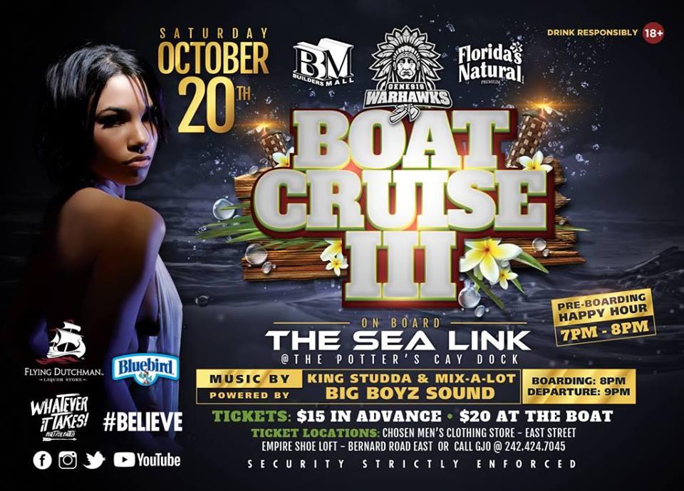 Genesis Boat Cruise III