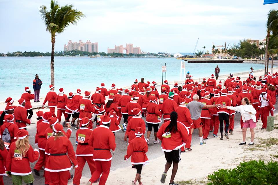 Jingle Bell Joggers/Walkers 5k! Santa Claus
