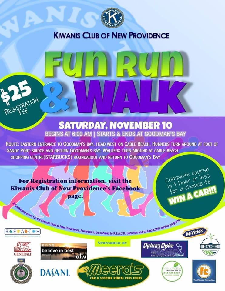 Fun Run & Walk   Kiwanis Club Of New Providence
