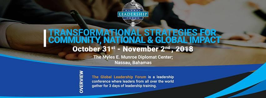 The 2018 Global Leadership Forum