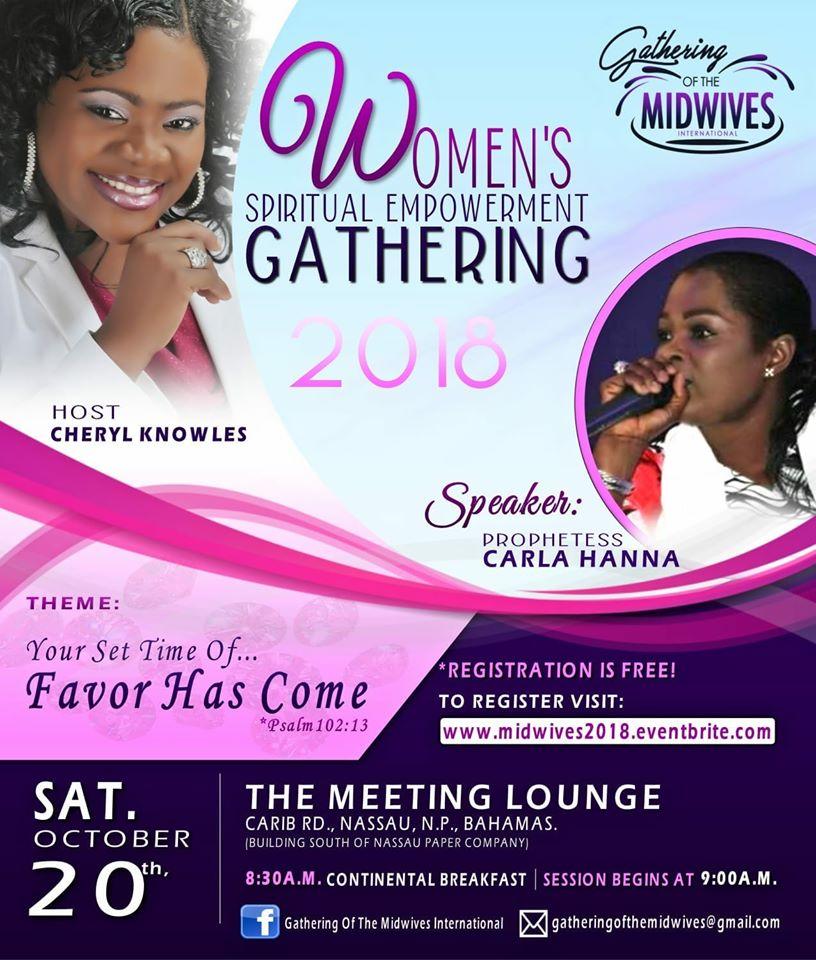 Spiritual Empowerment Gathering 2018