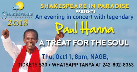 Paull Hanna in Concert, A Treat for the Soul Hosted by Paul Hanna - Jazz Legend