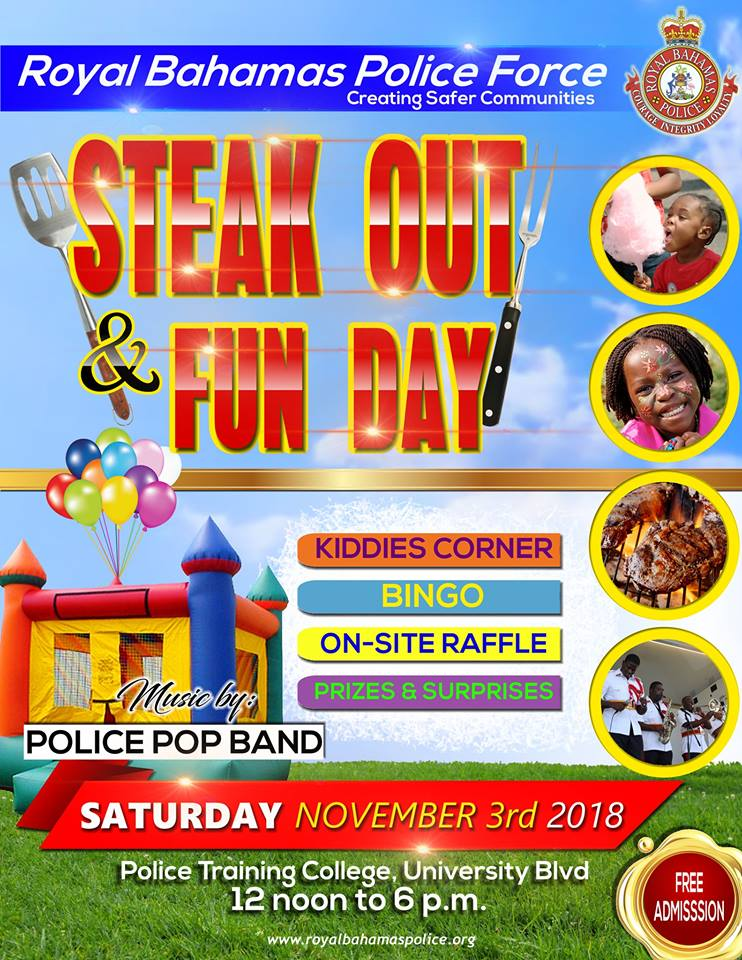 Steak Out & Fun Day