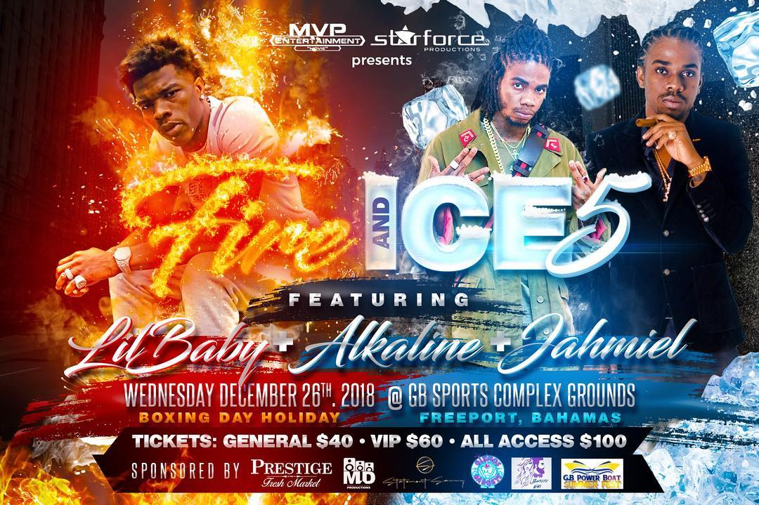 Fire and Ice 5 Presented by MVP Ent and Starforce Productions