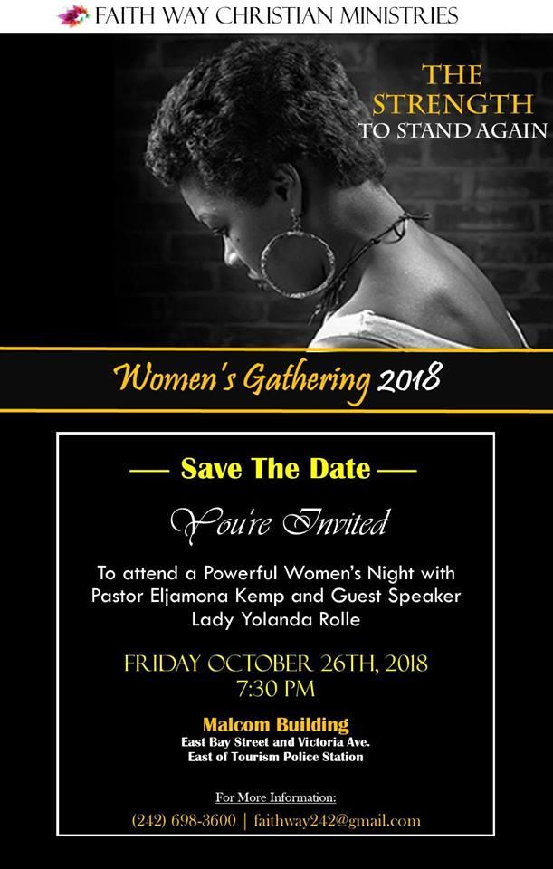 Women's Gathering 2018