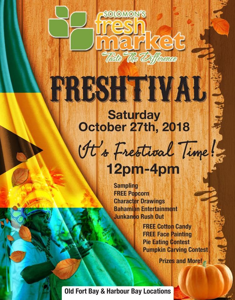 Freshtival at Solomon's Fresh Market
