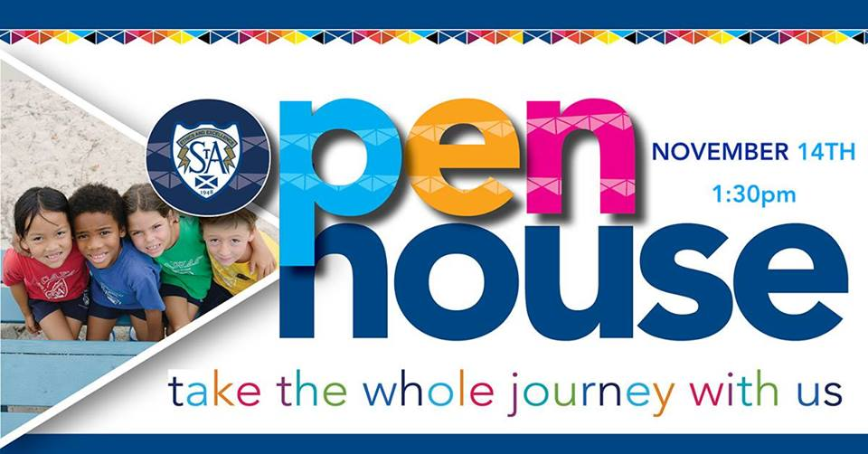Open House Hosted by St Andrew's School