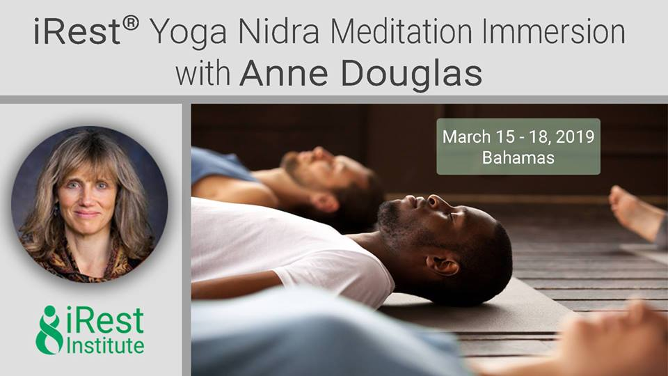 IRest Meditation Immersion with Anne Douglas