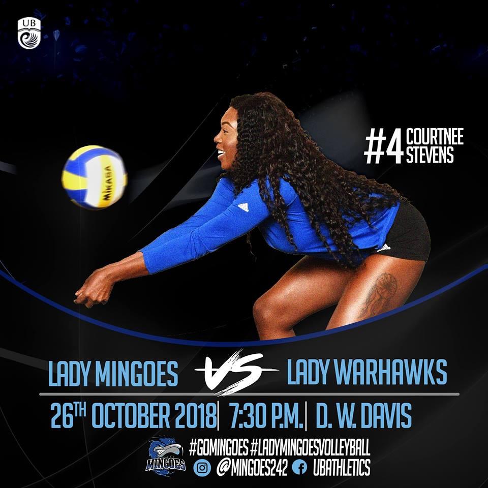 Lady Mingoes VS Lady WarHawks