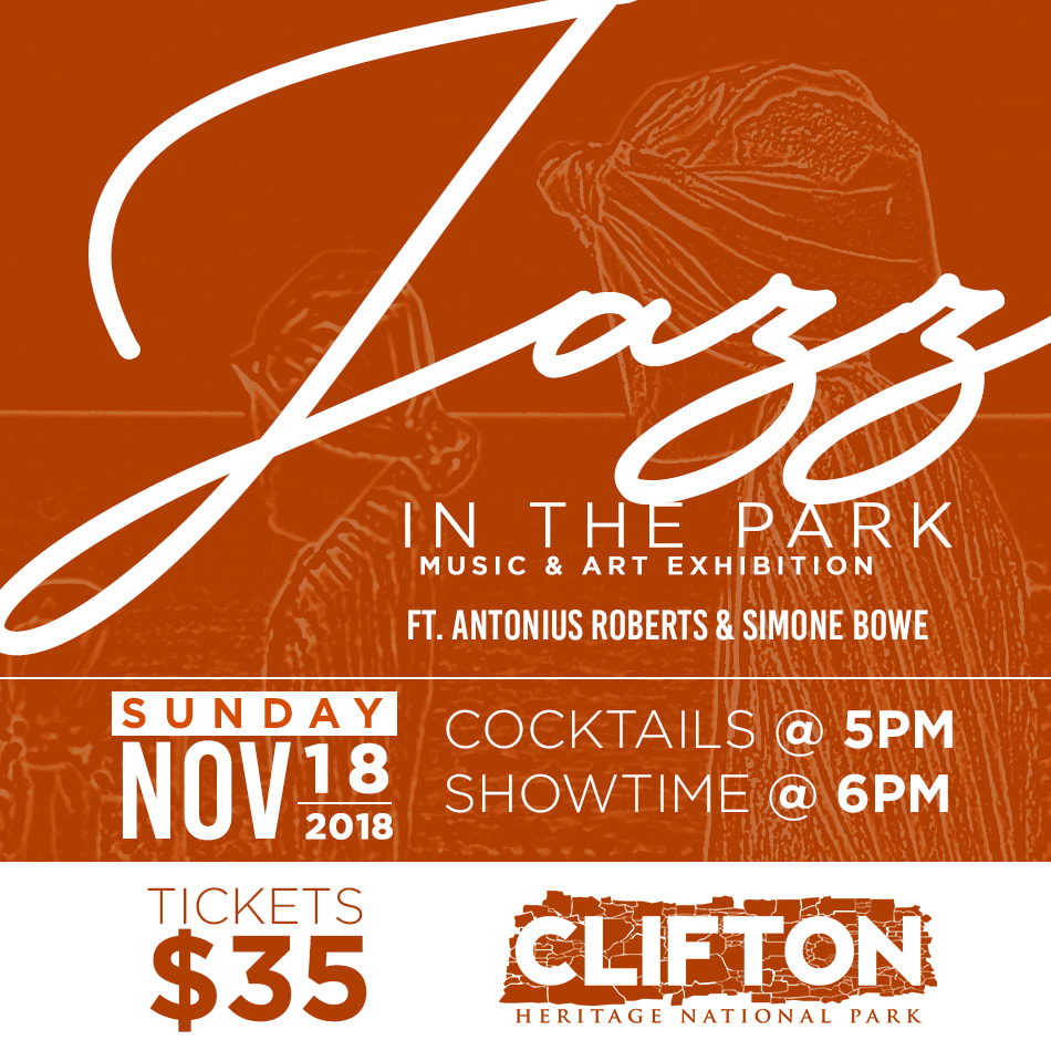 Jazz at the Park Hosted by Clifton Heritage National Park