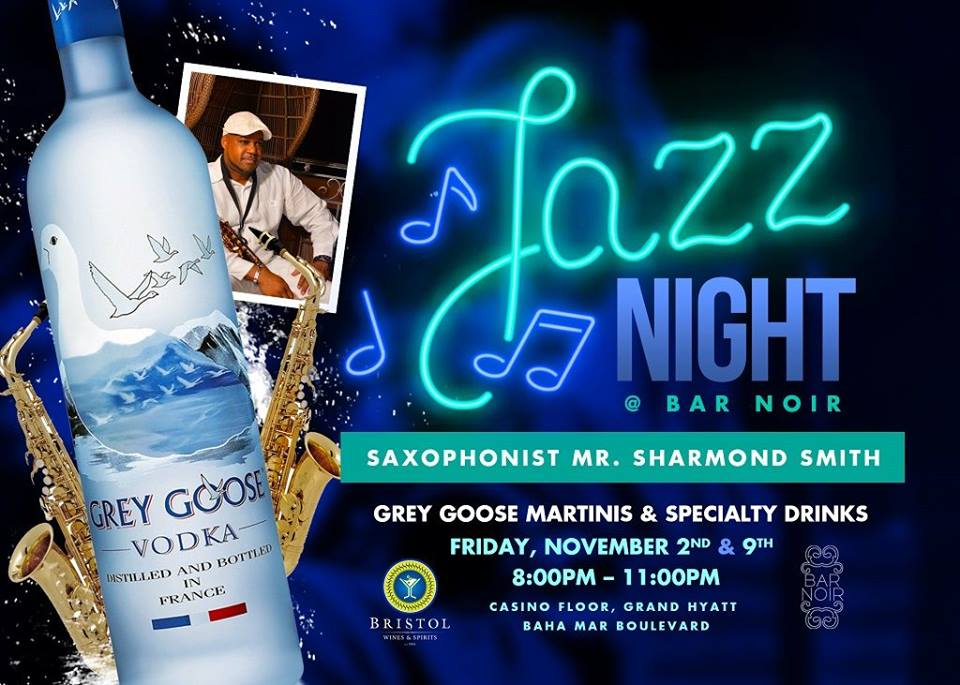 Jazz Night by Grey Goose