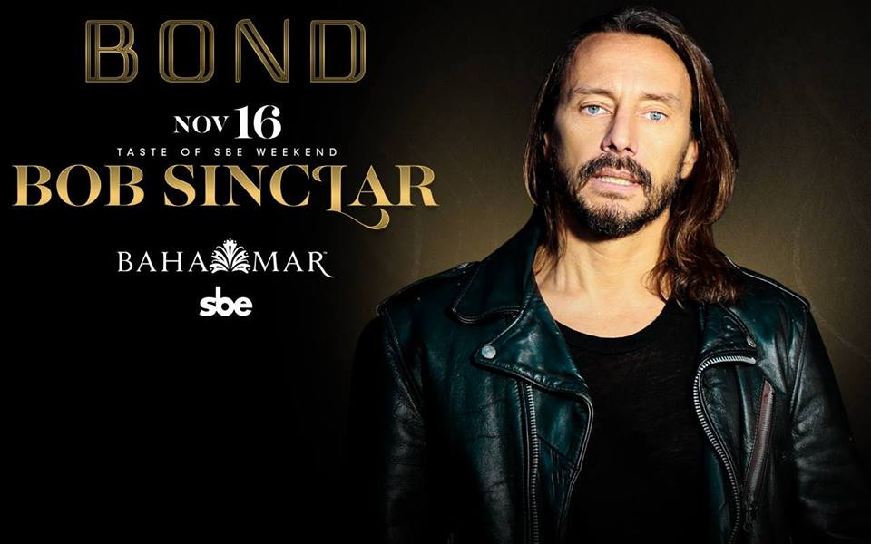 Taste of sbe Grand Weekend Party with Bob Sinclar