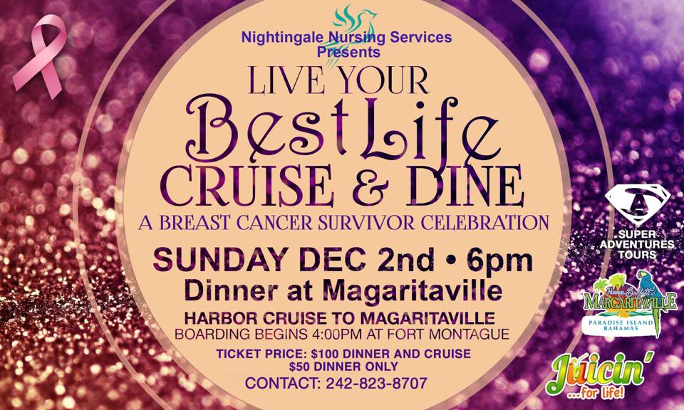 Live Your Best Life Cruise & Dine Hosted by Nightingale Nursing