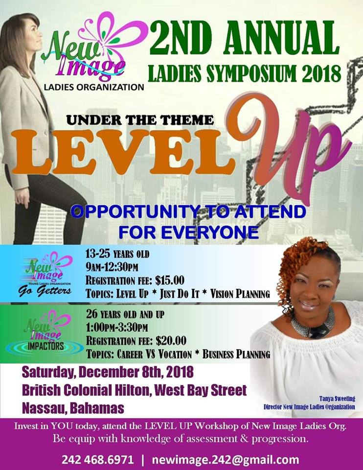Level Up! New Image Ladies Symposium Hosted by New Image Ladies Organization