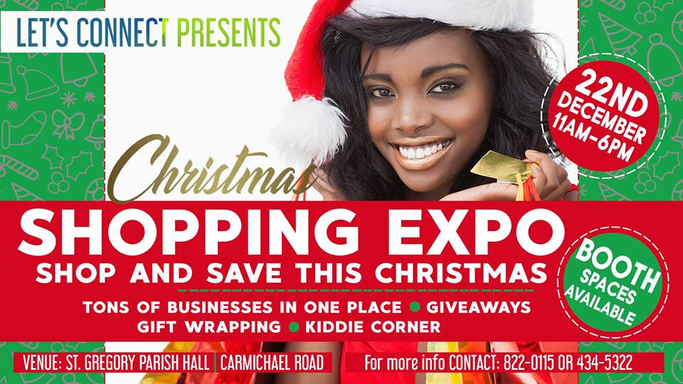 Let's Connect Christmas Shopping Expo Hosted by Let's Connect
