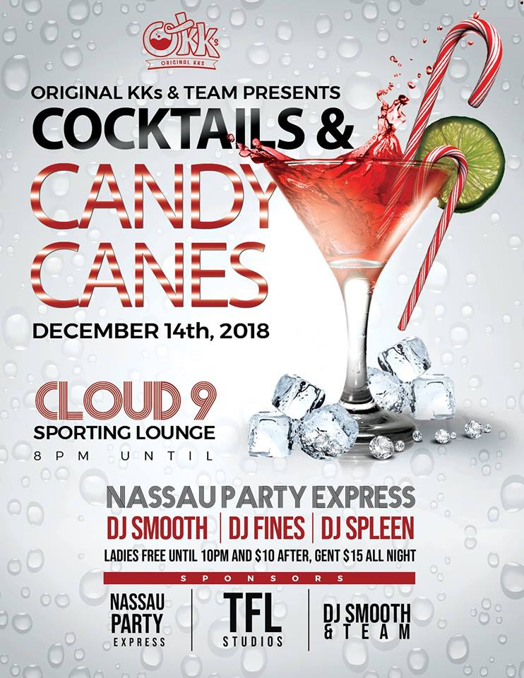 Cocktails & Candy Canes Hosted by Original KK's & Team