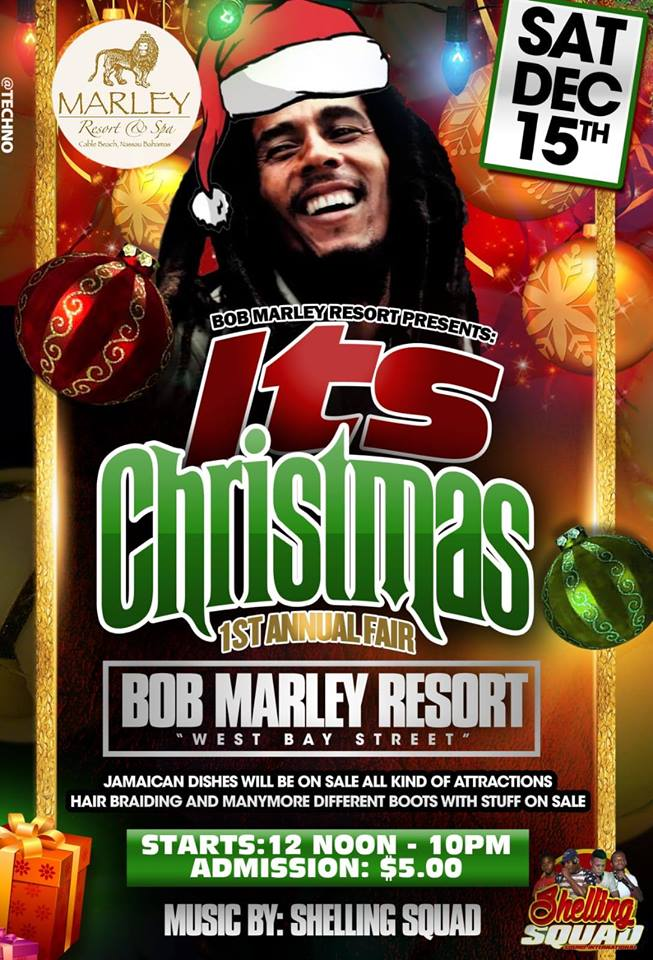 It's Christmas - 1st Annual Fair Hosted by Marley Resort and Spa