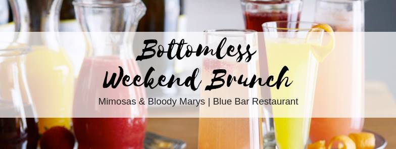 Bottomless Weekend Brunch at Hosted by Pink Sands Resort