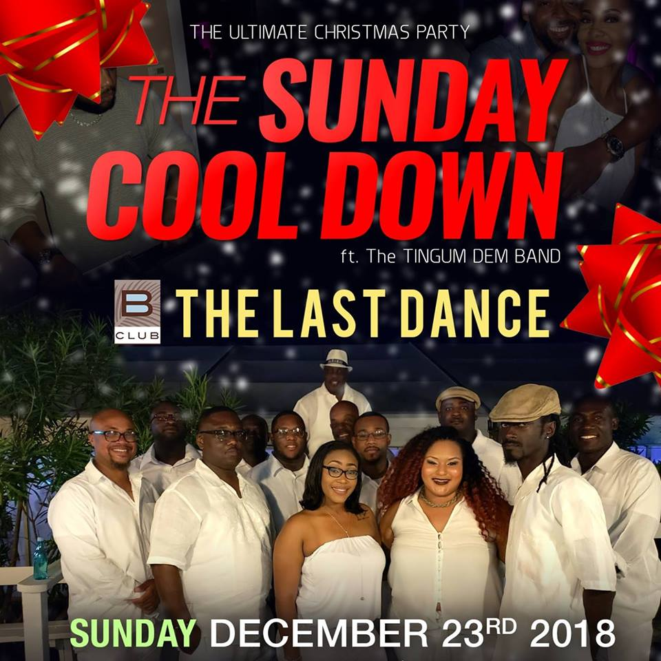 The Sunday Cool Down: The Last Dance Ft. The Tingum Dem Band