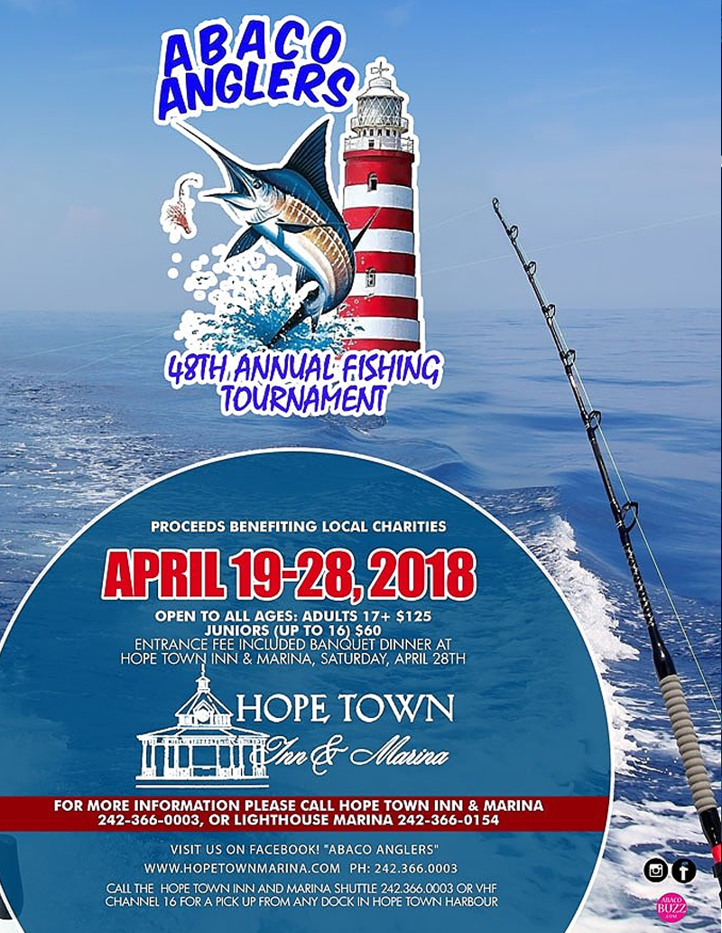 Abaco Anglers 48 Annual Fishing Tournament