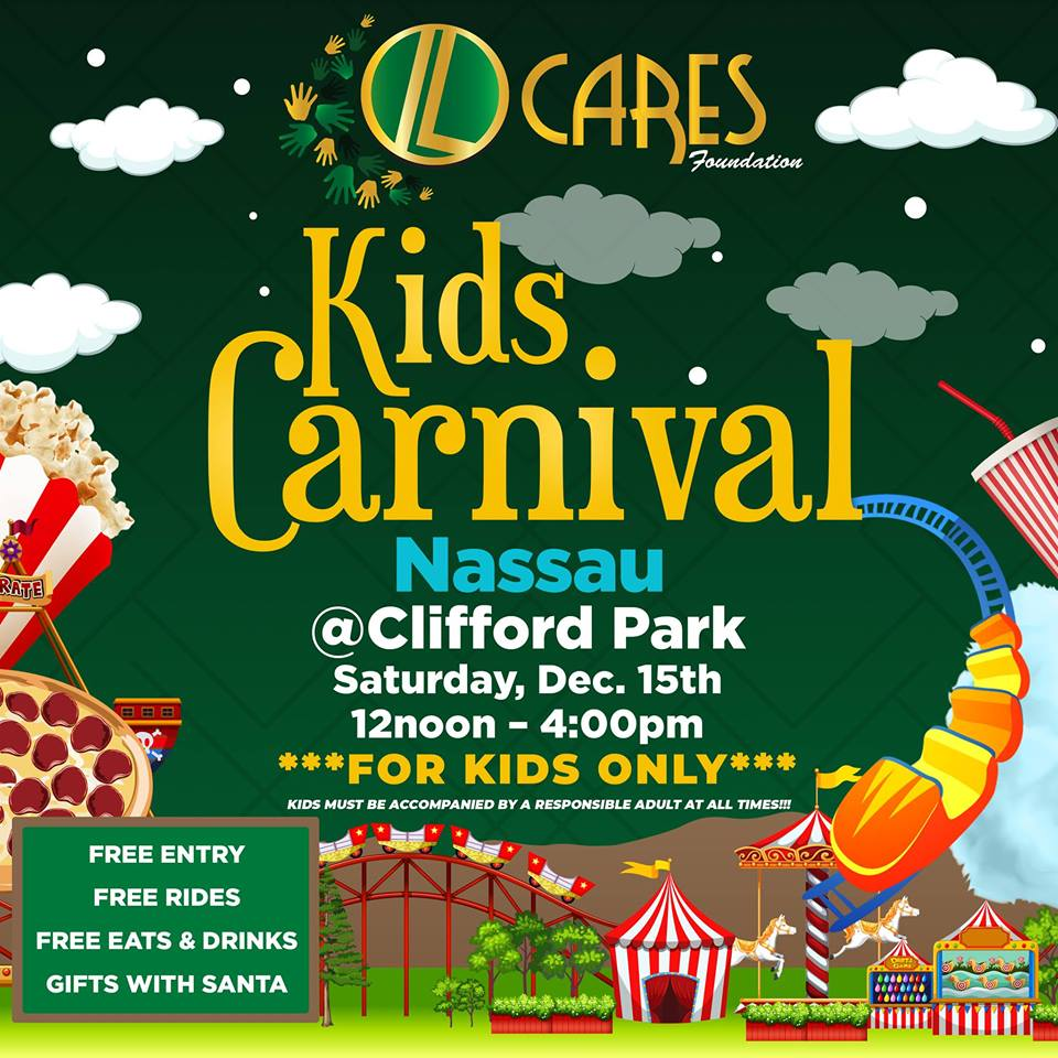 Kid's Carnival Hosted by Island Luck