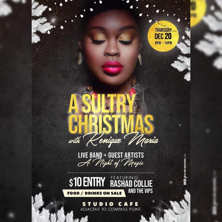 A Sultry Christmas with Kenique Maria