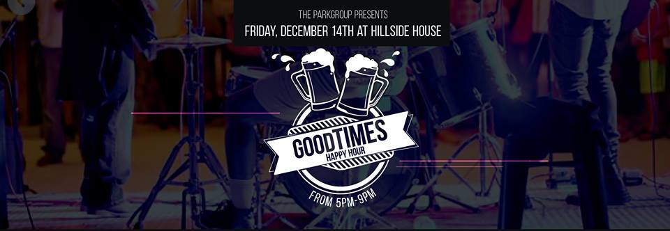 Good Times Grand Opening At Hillside House