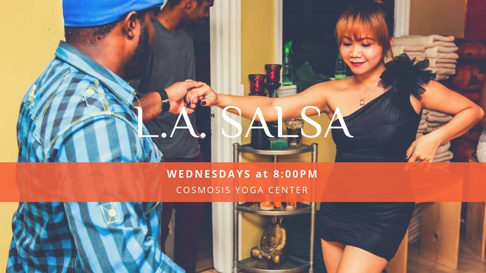 Bachata Group Class Hosted by NjB Social Dance and The Bahamas Social Dance Co-op