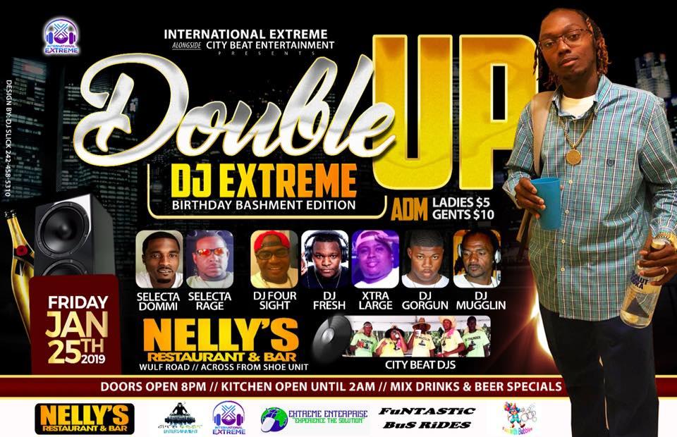 Double Up (Dj Extreme Birthday Basement Edition)