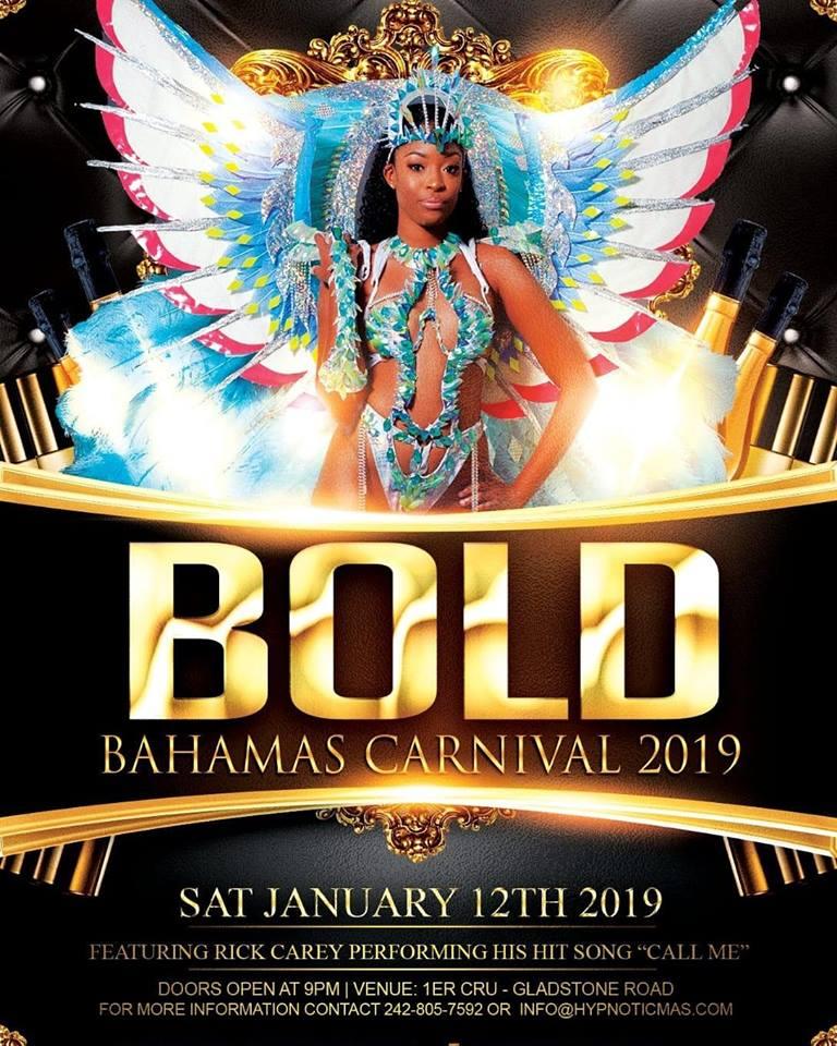 BOLD | Bahamas Carnival 2019