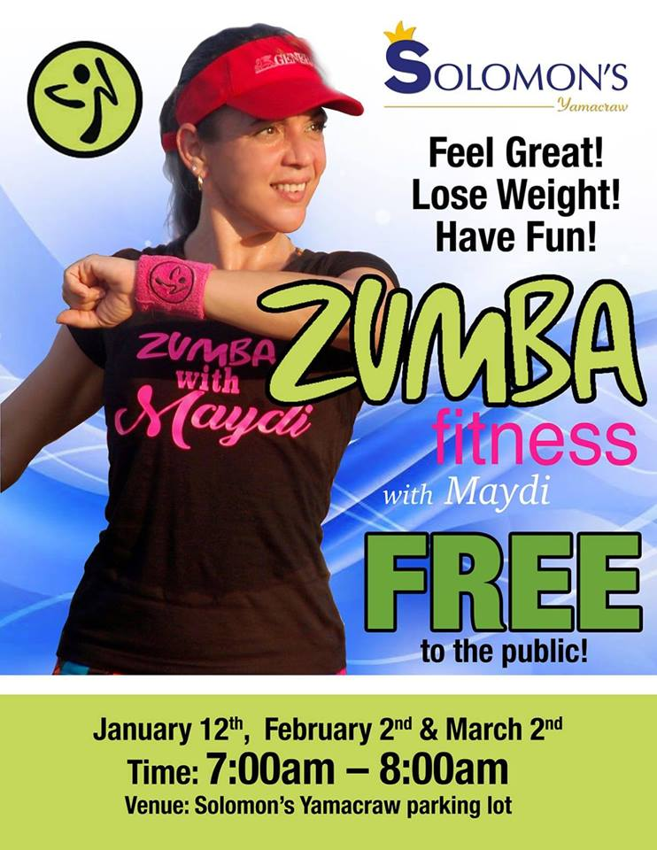 Zumba Fitness with Maydi