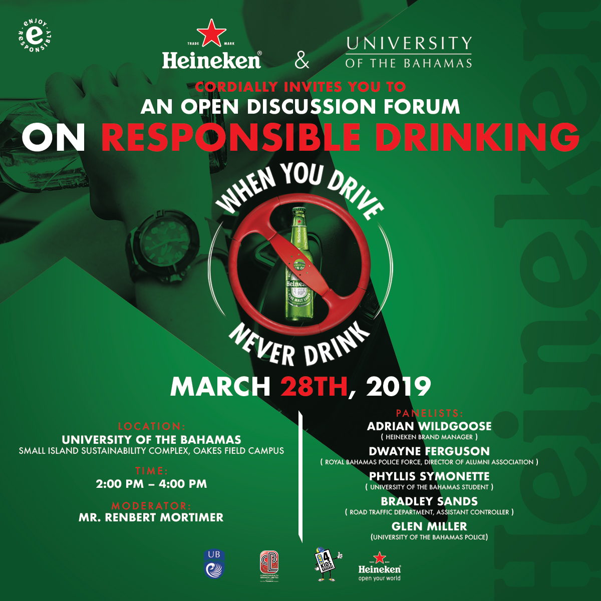 Heineken Forum on Drinking Responsibly
