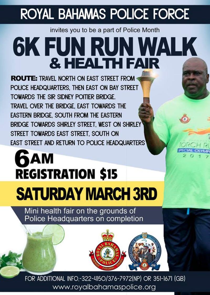 6K Fun Run Walk & Heal Fair