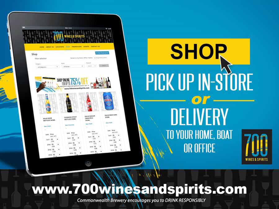 Commonwealth Brewery Limited | Shop online with 700 Wines & Spirits.