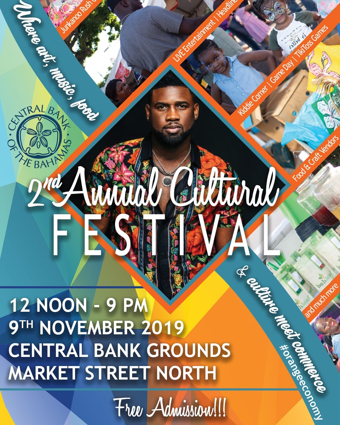 The 2nd Annual Central Bank Cultural Festival