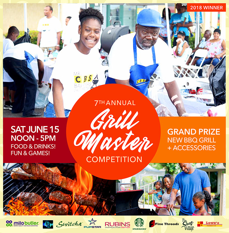 7th Annual Grill Master Competition