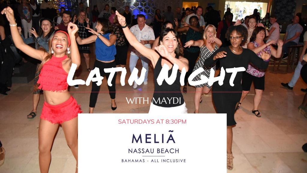 Latin Night at Melia Hotel