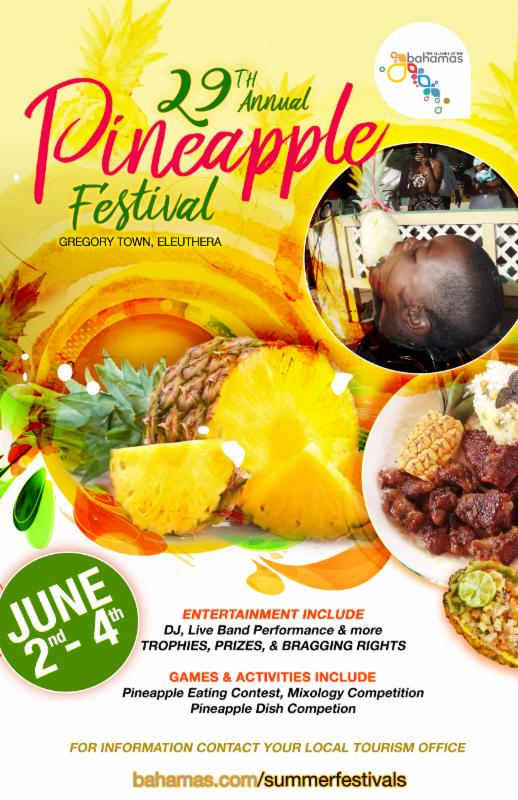 29th Annual Pineapple Festival