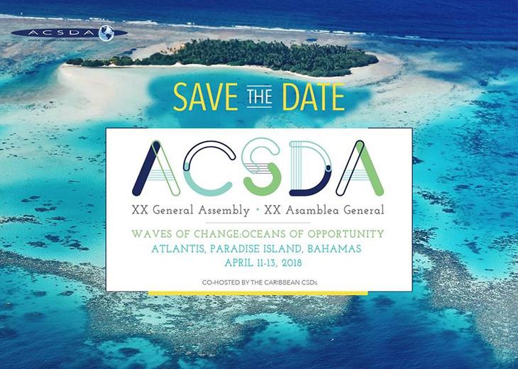ACSDA XX General Assembly