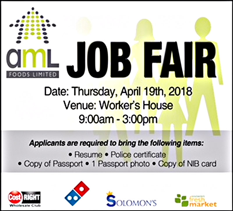 AML Job Fair